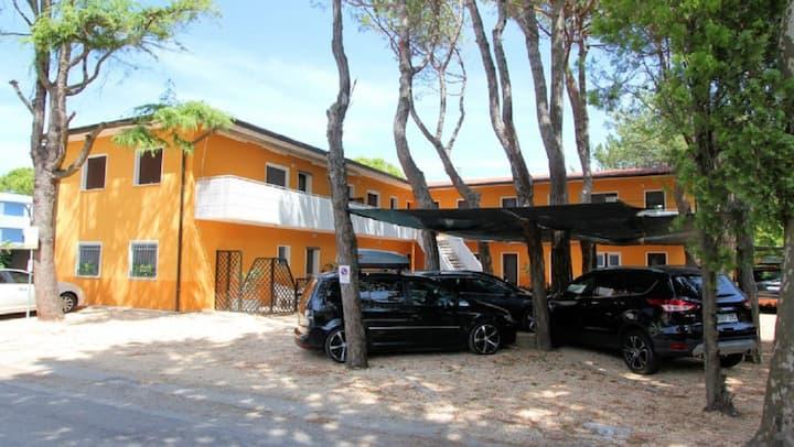 Ottimo appartamento per vacanze a Bibione
