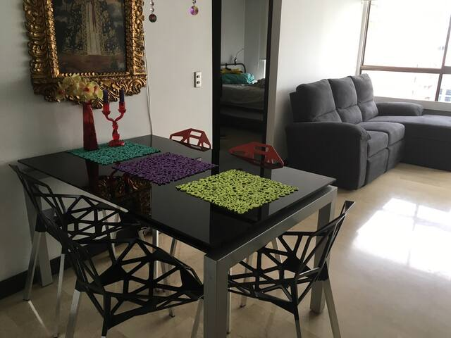 New, and beautiful, confortable room - Medellín  - Apartment