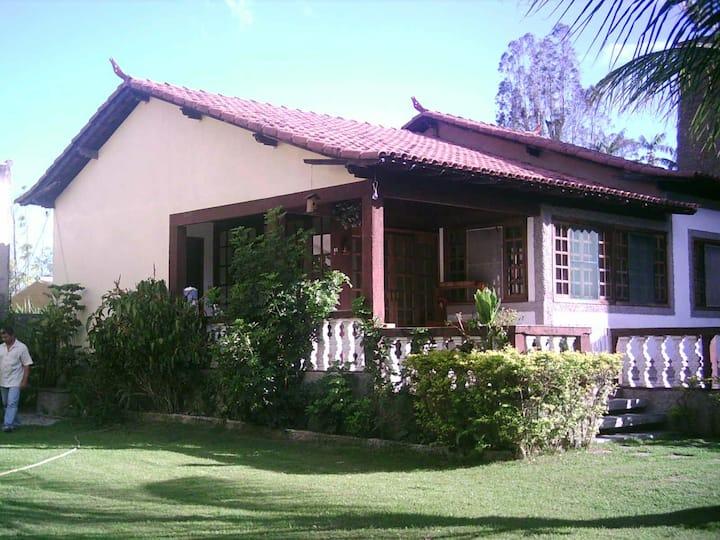 Casa completa no Rio! Piscina, churrasco e praia!