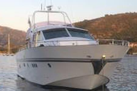 loue bateau 18 m tout confort  pour 7 personnes