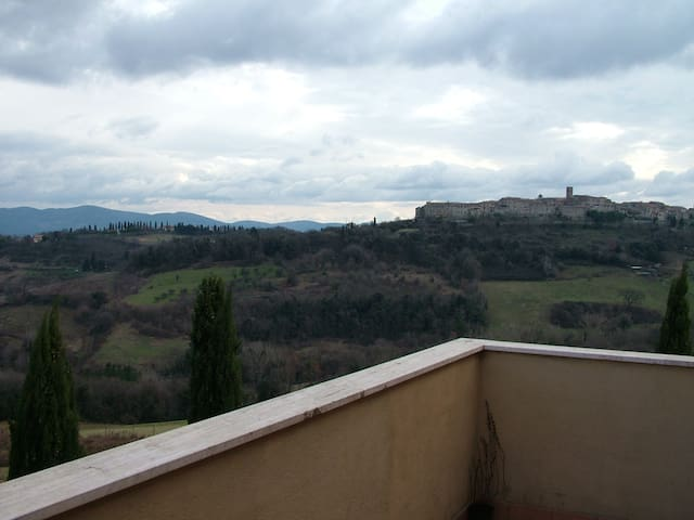 Casa panoramica - Province of Siena - Wohnung