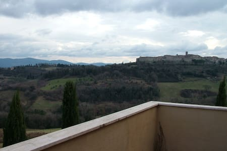 Casa panoramica - Province of Siena - Apartment