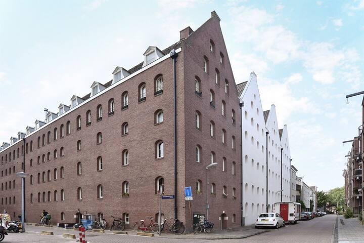 Unique Historic Apartment