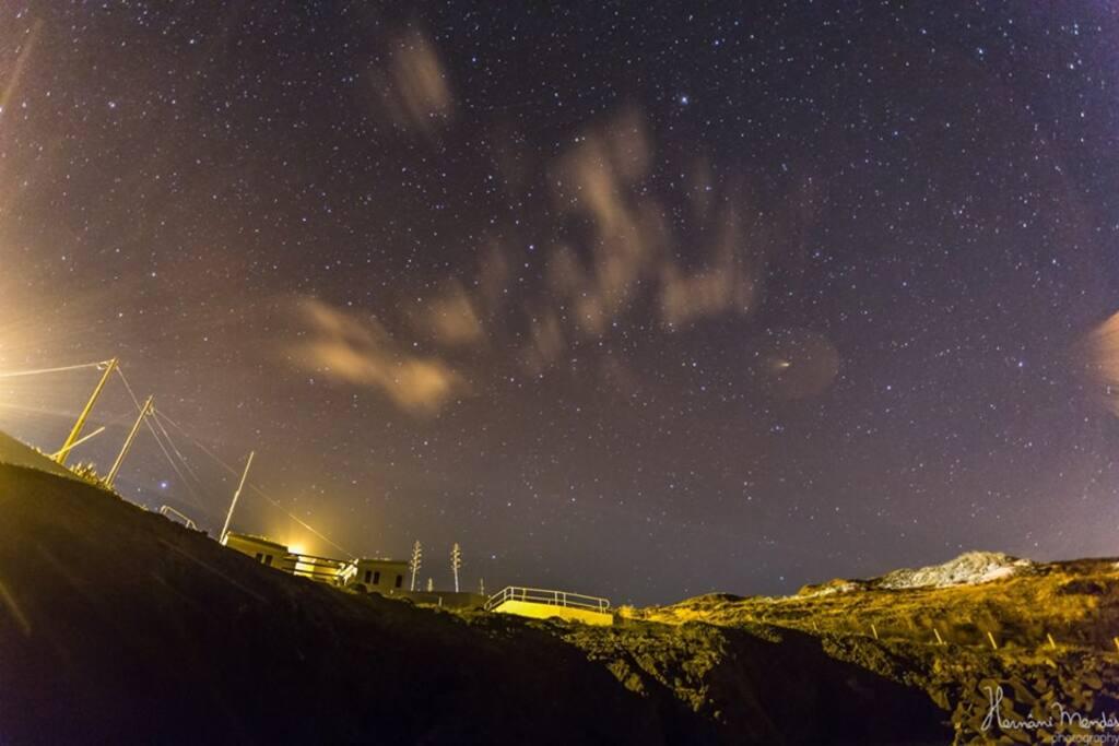 Céu estrelado do Almograve