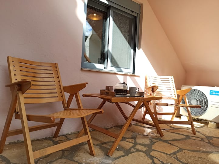 Anthi cozy studio in the center of Matala