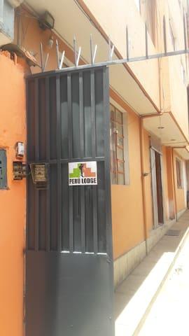 Peru Lodge hostel económico y cómodo