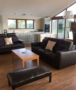 Modern spacious country retreat East Sussex - Ripe - Bungalow