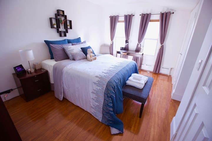 Refurbished Private & Pretty Apartment Near City