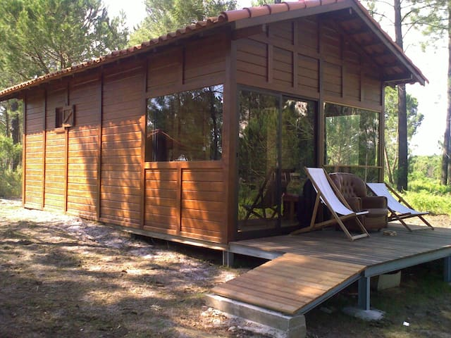 Casa Madeira Ecologica - Grândola - Hus