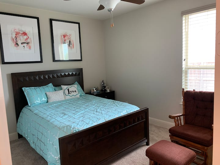 Airbnb Katy, Tx  (20 mi south of Houston, Texas)