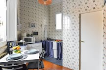 La cucina di 10 mq