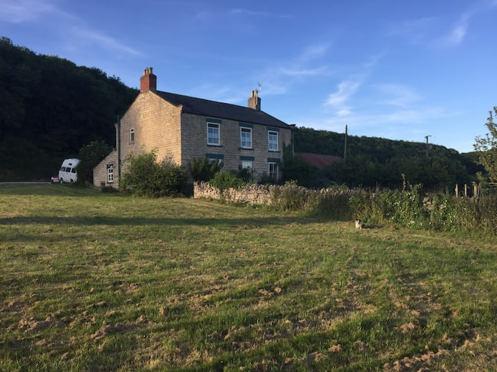 Secluded farmhouse paradise North Yorkshire