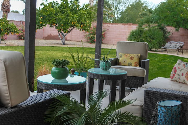 5 mins to Old Town, $89 Summer Special - Scottsdale - Maison