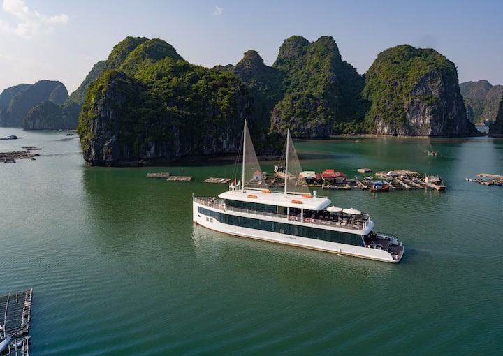 Jadesails - Luxury Halong Cruise