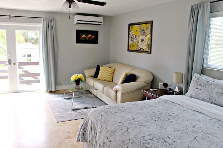 Comfy Studio in Quiet Neighborhood - Fort Lauderdale - Lägenhet