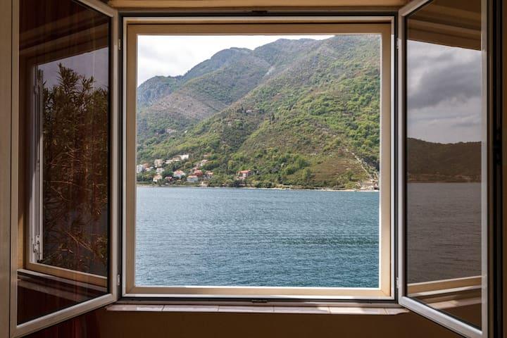Апартаменты с 1 спальней с видом на залив
