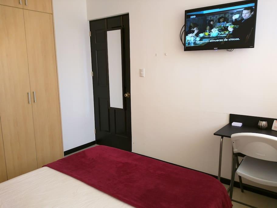 TV (Room #2)
