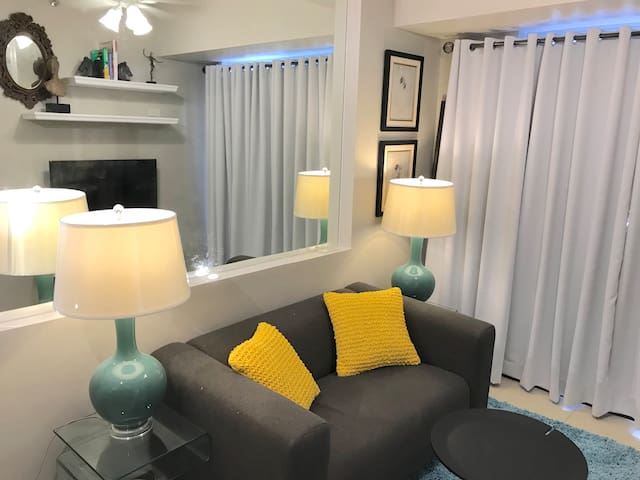 2 seater sofa perfect while watching on your 42 inch flat screen smart tv.