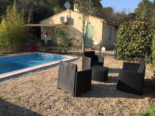 Villa en Provence Verte