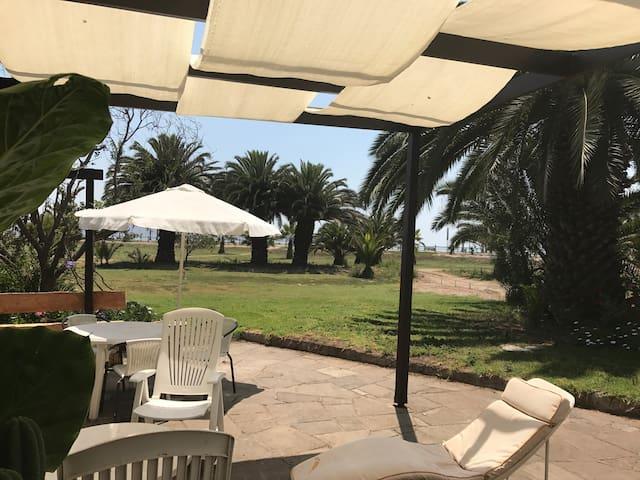 Casa frente playa la serena - Peñuelas - Rumah