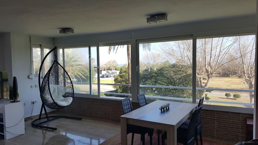 apartamento 2 con vistas al mar - Valencia - Apartment