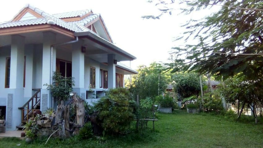 1. Your second home in Chiangmai - Chiang Mai - Huis