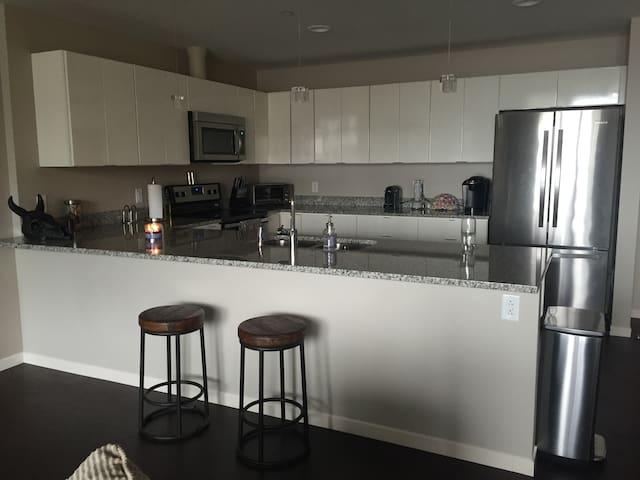 Brand New Luxury Apt w/Lake View! - Cleveland - Apartamento