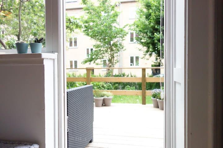 Beautiful and cozy home with garden in Copenhagen
