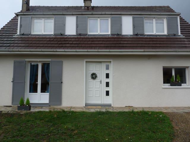 La Villa du Chant de l'Eure