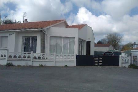 Villa 90 m2 - Saint-Jean-de-Monts - Ferienunterkunft
