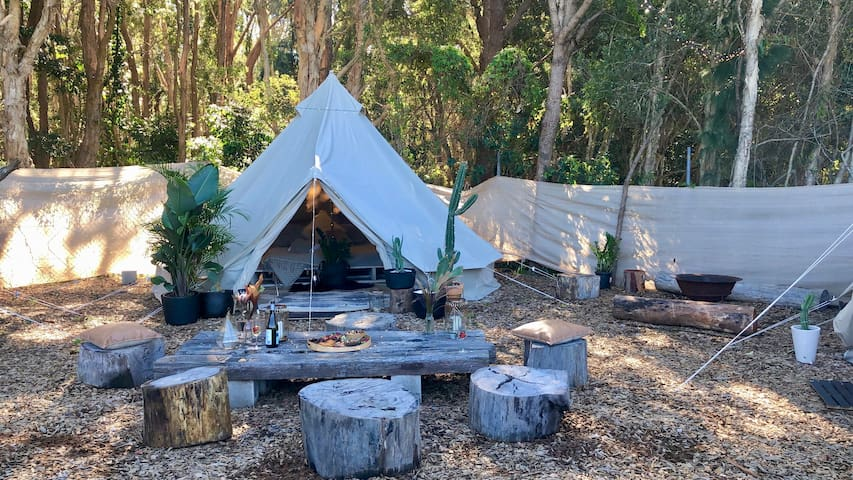 The Village Glamping, Byron Bay (Lux)