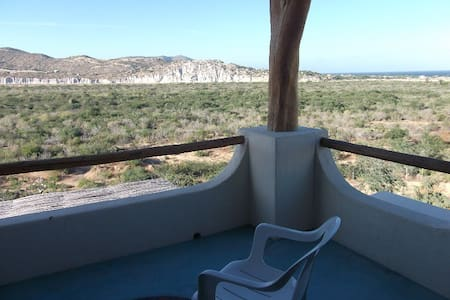great views, close to town - Los Barriles - Apartment