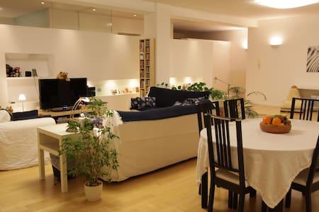 Room in a loft downtown - Brüssel