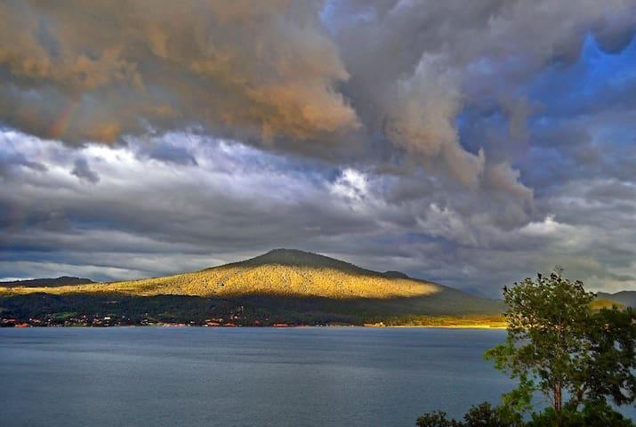 "Lake Zirahuen  ""El Alto Lucero""  - Cumburinos"