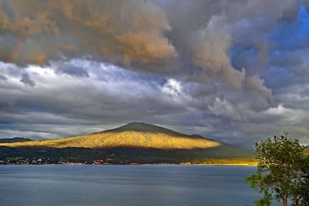 "Lake Zirahuen  ""El Alto Lucero""  - Cumburinos - Casa"