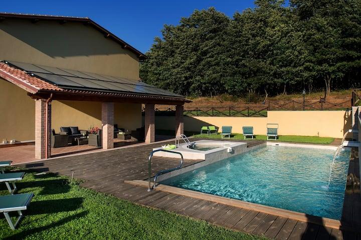 Appartamento con piscina vicino Orvieto #4