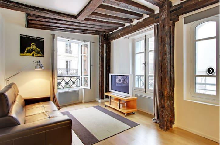 Appartement Montorgueil