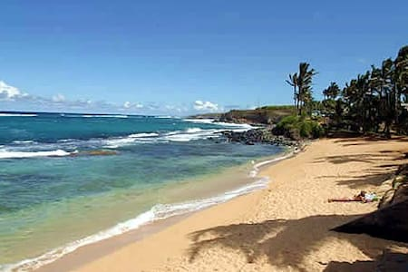 Maui's Coolest Beachfront Estate - Paia - Bed & Breakfast