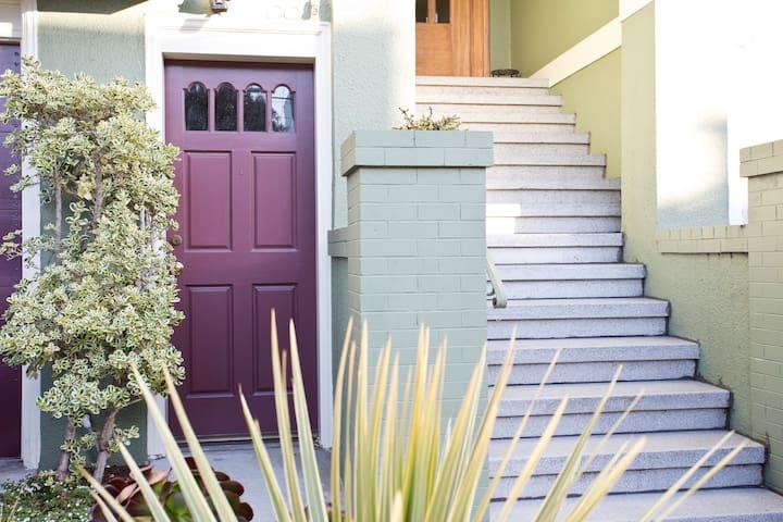 Golden Gate Park Retreat - San Francisco - Apartment