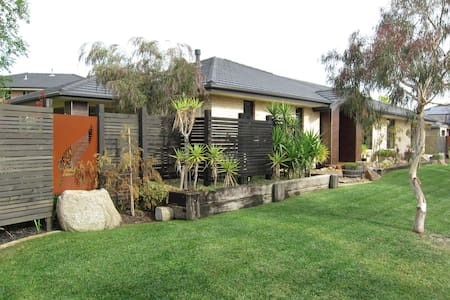 Sandhurst Club Modern Home - Golf, Beach, Rest - Sandhurst - Hus