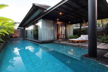 Luxury Romantic Villa with Pool - North Kuta - Casa de camp