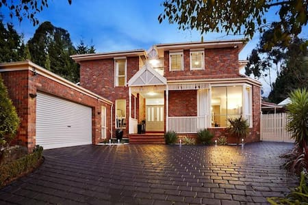 5-star accommodation  - Templestowe - Dom