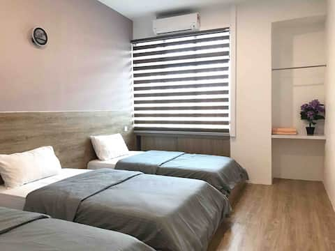 Room can be either master bedroom or medium room depends on availability.