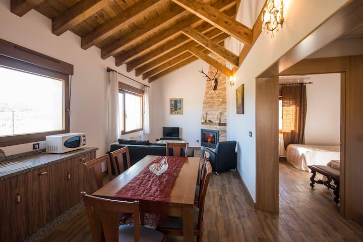Casa N4, Casas rurales 4 Valles,Naredo de Fenar
