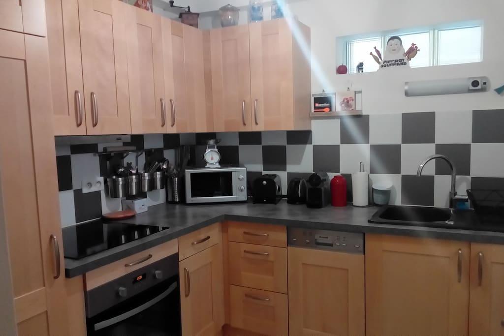 cuisine equipée