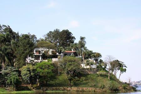CASA PARADISO - Represa Guarapiranga