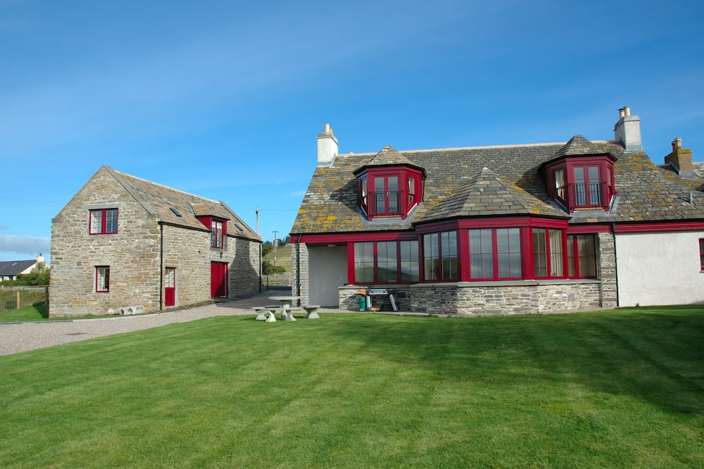Craiglea Lodge Sea View With Pool Houses For Rent In Latheronwheel United Kingdom