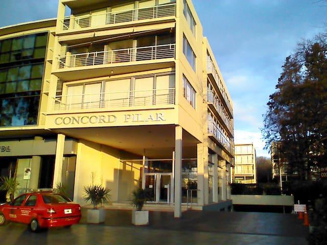 Concord Pilar Aparts *Studios 37m2* - Pilar - Apartment