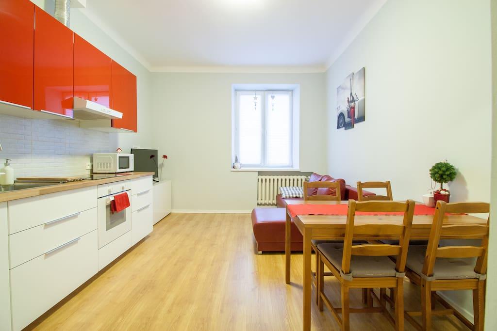 aneks kuchenny / kitchenette