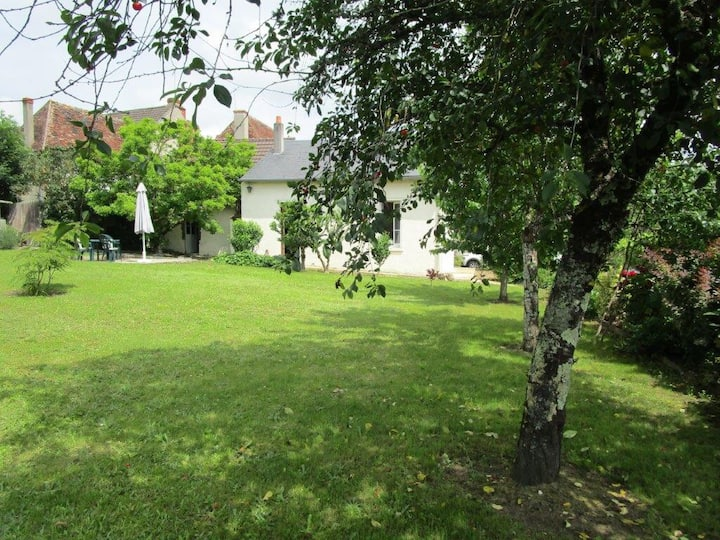 Detached Little French House in village location